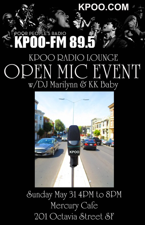 OPEN MIC EVENT